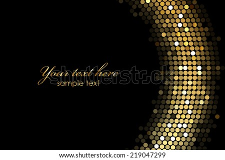 vector frame background with