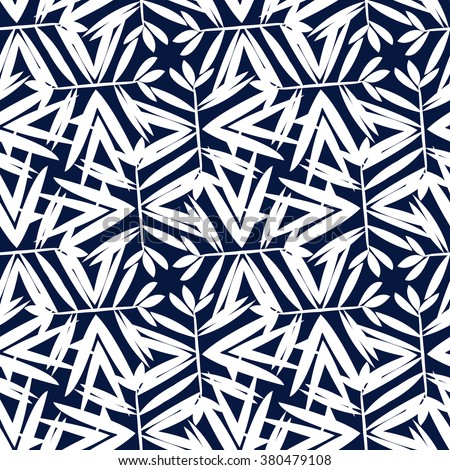 vector geometric pattern with