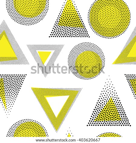 vector geometric seamless