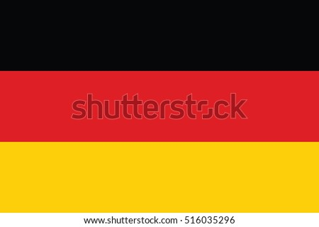 vector germany flag  germany