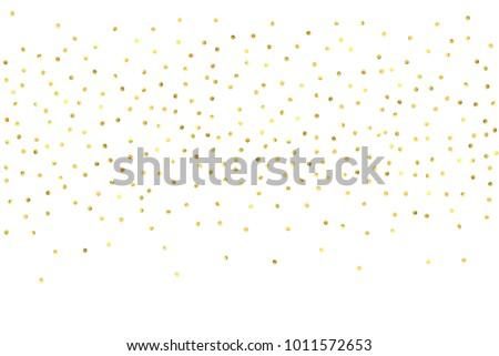 Glitter bokeh invitation vectors download free vector art stock vector glitter background cute small falling golden dots sparkle background glitter sparkle confetti stopboris Image collections