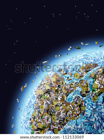 Vector Global Pollution