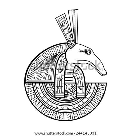 vector god of ancient egypt