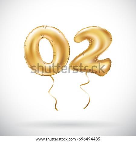 vector golden number 02 zero