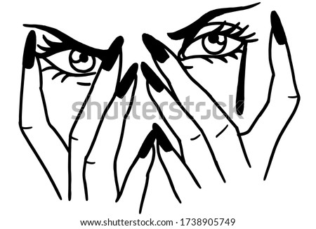 vector graphics tricky glance