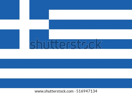 Vector Greece flag, Greece flag illustration, Greece flag picture, Greece flag image