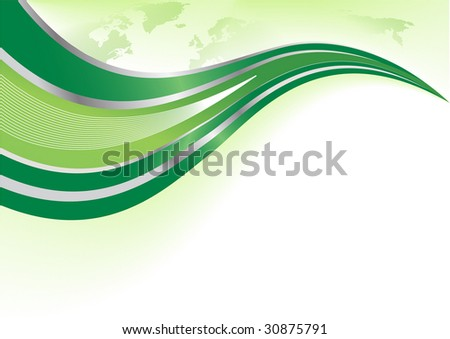 world map vector. with world map; clip-art