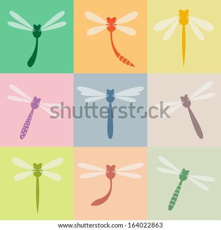 vector group of dragonfly