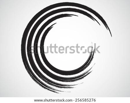 brush circle - 508 Free Vectors to Download | FreeVectors