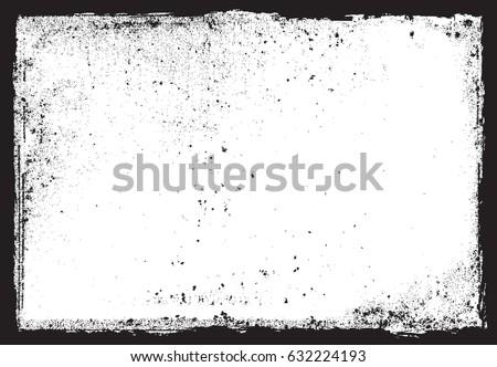 Vector grunge frame.Grunge background. #632224193