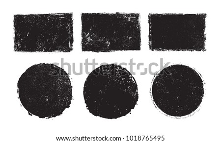 Vector Grunge Stamps.Grunge Design Elements. #1018765495