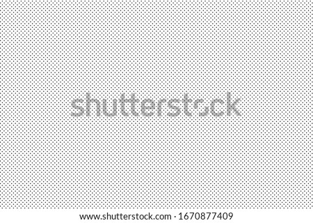 Vector halftone background circles arranged in a line orderly. Foto stock ©