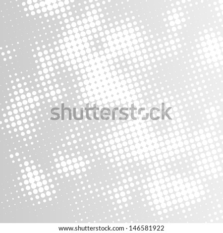 vector halftone raster abstract