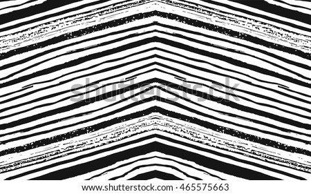 vector hand drawn ink pattern