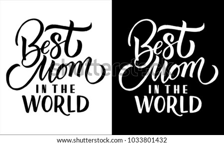 vector hand drawn lettering