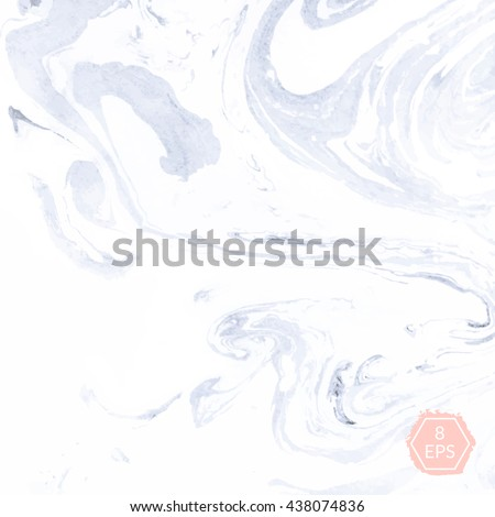 vector hand drawn marble