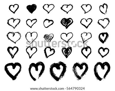 Free Illustrator Hearts Download Free Vector Art Stock Graphics