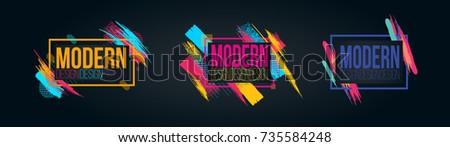 vector horizontal background