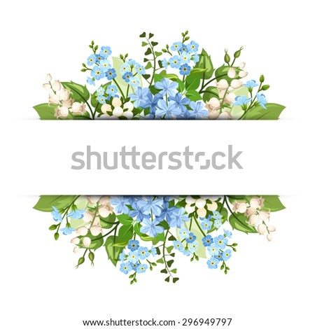 vector horizontal background