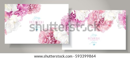 vector horizontal banners with