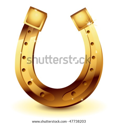 Vector horseshoe