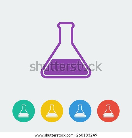 vector icon beaker file format