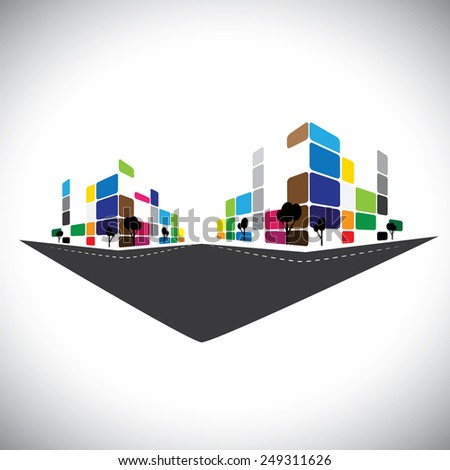 vector icon - building of home apartment or super market or office space. This also represents urban commercial structures, hotels, super centers, banks, skylines, skyscrapers, highrises, architecture