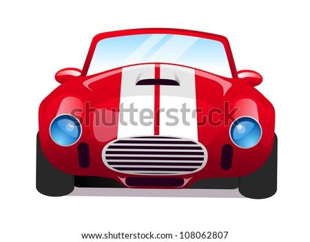 vector icon car
