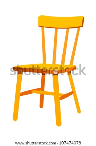 vector icon chair