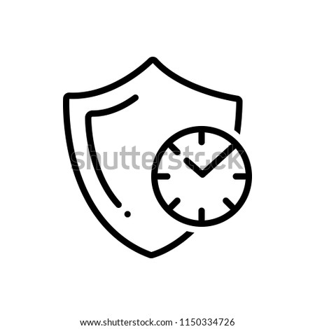 Vector icon for  reliable Photo stock ©
