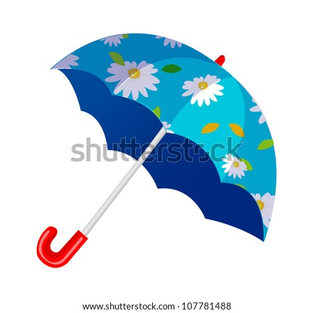 vector icon umbrella