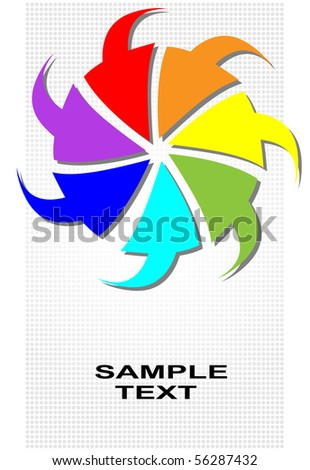 Vector illustration. Business concept design