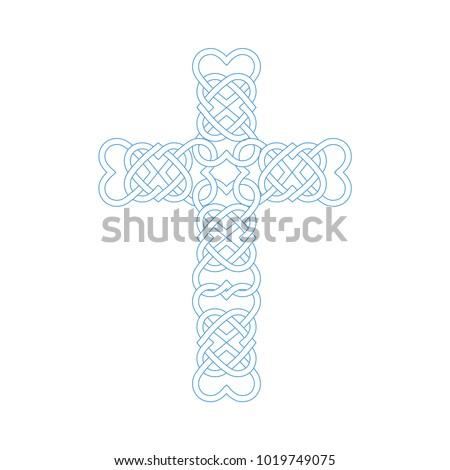vector illustration  celtic