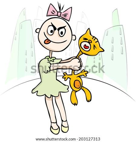 vector illustration children's