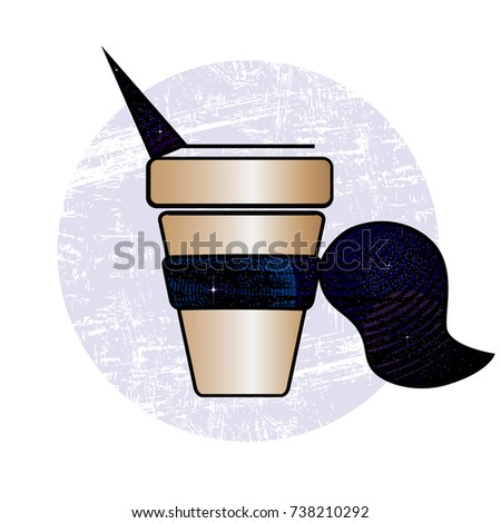 vector illustration coffee
