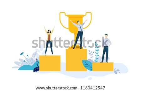 vector illustration concept of