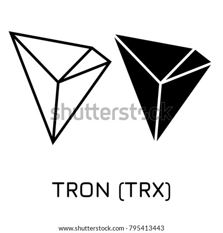 vector illustration crypto coin