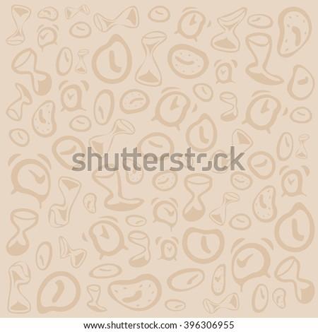 vector illustration   distorted