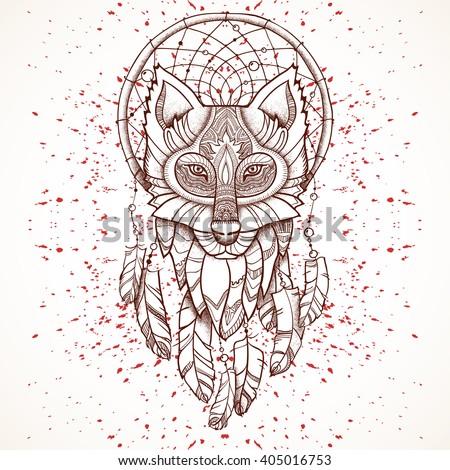 vector illustration ethnic