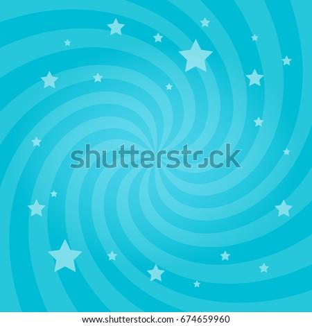 vector illustration for swirl