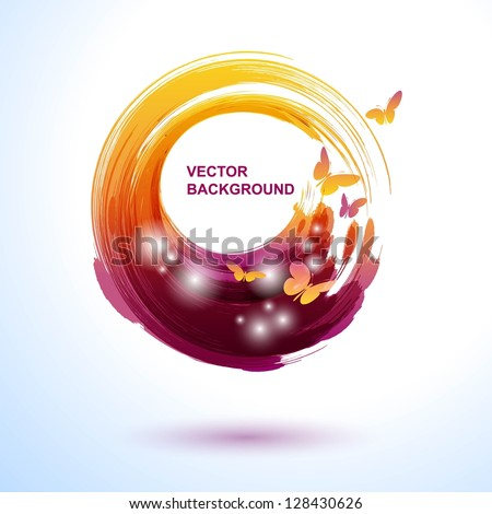 Vector illustration for your business presentations. EPS10.