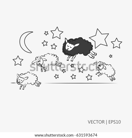 vector illustration four