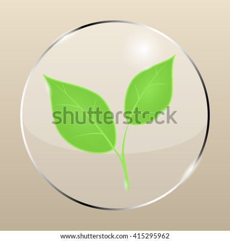 vector illustration green