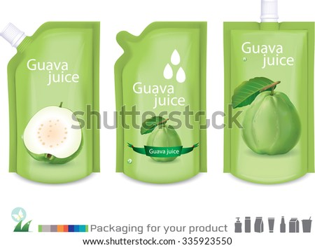 Guava Juice Slow Juicer : Royalty-free vector illustration. Guava juice? #150710207 Stock Photo Avopix.com