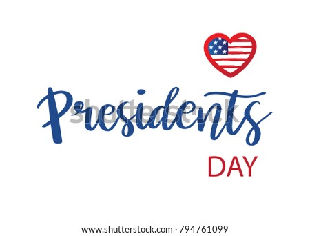 Lincoln logo download free vector art stock graphics images vector illustration happy presidents day holiday card national american holiday illustration with lettering quote m4hsunfo