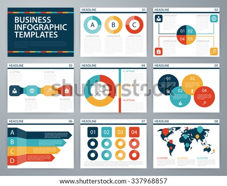Free business powerpoint templates pack 01 download free vector vector illustration infographics flat design set for advertising brochure flyer and magazine toneelgroepblik Image collections
