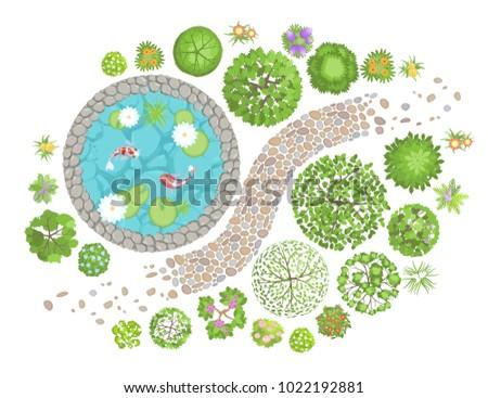 vector illustration landscape