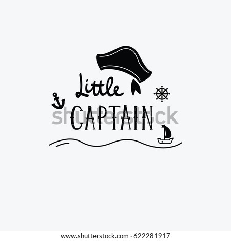 vector illustration little