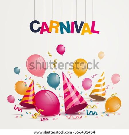 Vector Illustration of a Festive Celebration Design