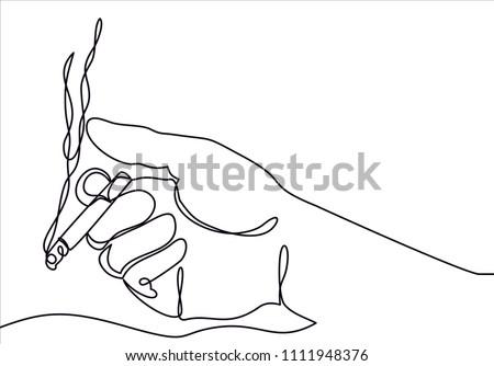 Free Cigarette Vector